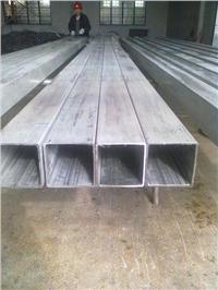 戴南不锈钢生产厂供应无缝不锈钢工业方管 65*65*6