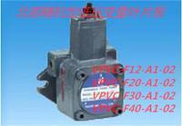 供應北部精機型低壓變量葉片泵VPVC-F40-A1-02 VPVC-F40-A1-02