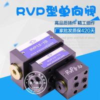 單向閥 RVP6/RVP8/RVP10/RVP12/RVP16/RVP20/RVP25/RVP30-10B  RVP6/RVP8/RVP10/RVP12/RVP16/RVP20/RVP25/RVP30-10B