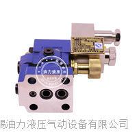 隔爆電磁溢流閥GDYW-03-21B/315/GDYW-06-21B/315  AC220V  DC24V