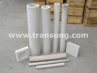 Ceramic filter pipes 100x1000x30mm,200x1000x30mm