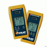 Survey200太阳能辐照度测试记录仪 英国 seaword太阳辐照计原装进口