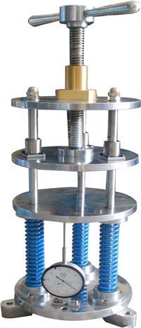 橡胶压缩回弹性试验机 XK-9015