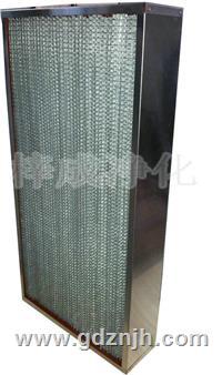耐高温高效过滤器价格 ZC-AAS-耐