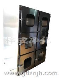 连体不锈钢传递窗 ZC-AAS-传递窗