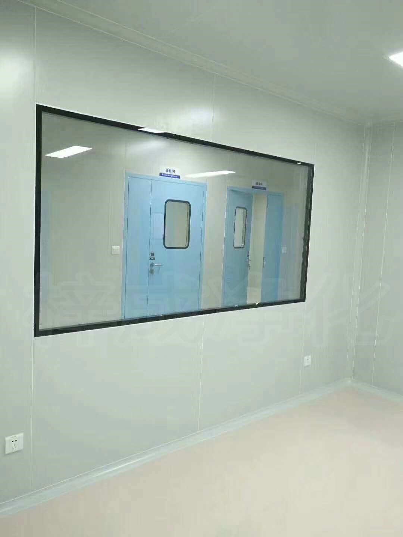雙層淨化窗