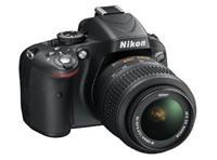 Nikon尼康D5100单反相机套机