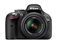 Nikon尼康D5200单反数码相机VR18-55 KIT (黑色)