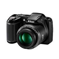 Nikon尼康COOLPIX L320 便携数码相机 (黑色)