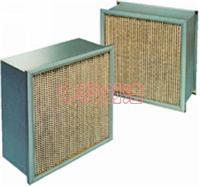 AAF高效过滤器 AAF各种型号高效过滤器、AAF有隔板高效过滤器、AAF无隔板高效过滤器、AAFV型高效过滤器