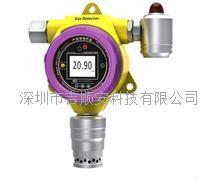 固定在线式二氧化氮带检测带声光带报警一体机