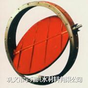 鍋爐煤粉管道圓風門怎樣做到高耐磨