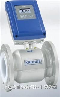德国进口品牌智能诊断型电磁流量计 OPTIFLUX2100/4100
