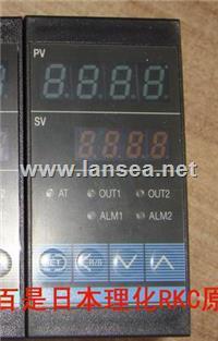 日本理化 REX-D400F-N RKC温控器