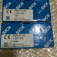 SICK德国光电开关DS50-P1122