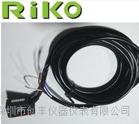 RIKO PK3-V10N,PK3-V05N,PK3-V10N,PK3-V10P光电开关