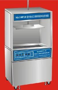 昆山舒美超声波清洗器KQ-J4000GTDE 高频
