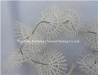萍鄉百盛彈性好環保填料纖維球填料 軟性纖維填料