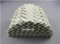 萍鄉百盛效率大耐腐蝕陶瓷波紋填料 100Y-700Y