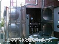 智能箱式无负压泵站