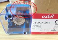 日本山武azbil压力开关C6097A0210 C6097A0210