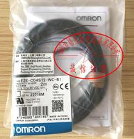 日本欧姆龙OMRON接近传感器E2E-C04S12-WC-B1 E2E-C04S12-WC-B1