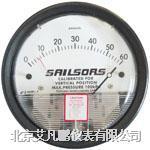 塞尔瑟斯 SAILSORS 微压差表 气体微差压表,压差表,正品 A2
