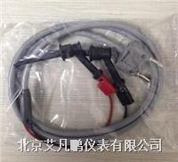 HART通讯线 数据线HART275/375 hart375C 475手操器钩子连接线