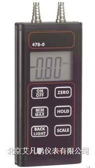美国Dwyer德威尔 475-000-FM 手持数字数显压差压表压差计