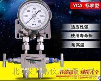 YXC系列高静压不锈钢双膜压差表 YXC