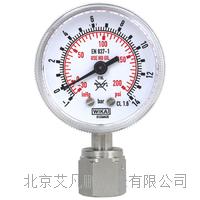 威卡-232.50/233.50全不锈钢压力表 232.50/233.50
