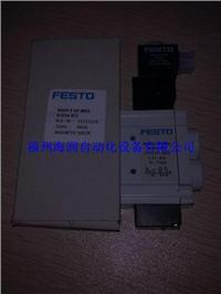 VUVY-F-LP-M52-A-G14-1C1,15151225  电磁阀 FESTO 费斯托 VUVY-F-LP-M52-A-G14-1C1,15151225  电磁阀 FESTO 费斯托