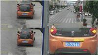 全自动违法停车抓拍系统