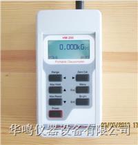 HM300数字高斯计带软件及数据输出功能