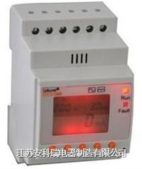 导轨式安装剩余电流电气火灾探测器 煤矿火灾监控装置 ARCM300-J8