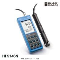 HI9146N 便携式微电脑溶氧/饱和溶氧/温度测定仪 旧型号:HI9143、HI9145