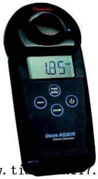 AQ3070 余氯/总氯比色计