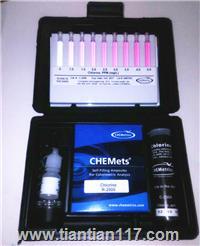 氯-目视比色测试套件 余氯/总氯/次氯酸 美国CHEMetrics