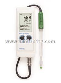 意大利HANNA 饮用水/酒业pH计 HI991系列