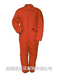 连体工作服,连体阻燃服,工作服,连体工装