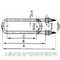 管状电加热组件 SRS4
