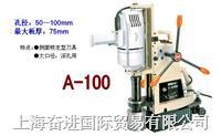 A-100磁座鑽