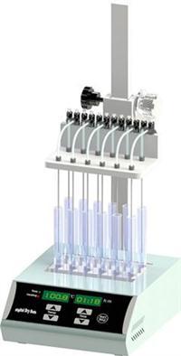 可视氮吹仪--HNK200-1B   汗诺直销 HNK200-1B
