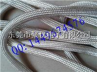Φ5mm Φ6mm特殊加厚编织纤维管