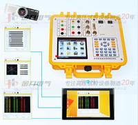 JL1208B三相智能WiFi双操作型电能表现场校验仪