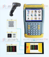 JL1209B智能WiFi双操作型三相电能表现场校验仪