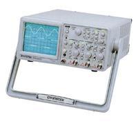 模拟示波器 GOS-6031 30MHz