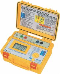 標準電機SEW微電阻測試儀 4137mO