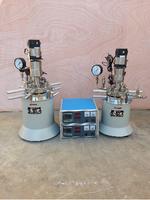SLP210多功能平行高压 反应釜