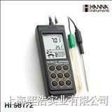哈纳 HI98172N 高性能PH/ORP/ISE/℃测定仪 HI98172
